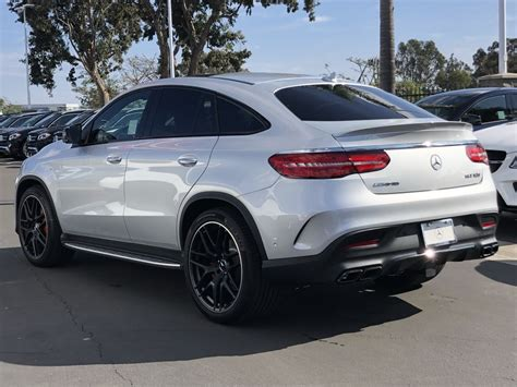2019 Mercedes Gle Coupe by 2019 New Mercedes Gle Amg Gle 63 S 4matic Coupe At