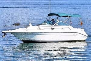 1997 Sea Ray 270 Sundancer Power Boat For Sale