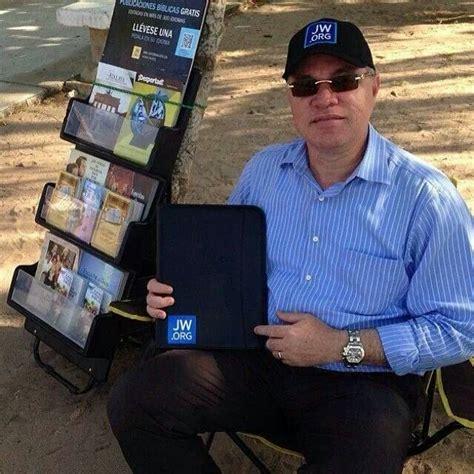 JW Public Witnessing Cart