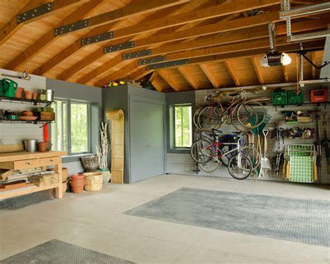 garage interior houzz