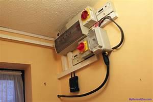 Wiring Up A Garage Consumer Unit