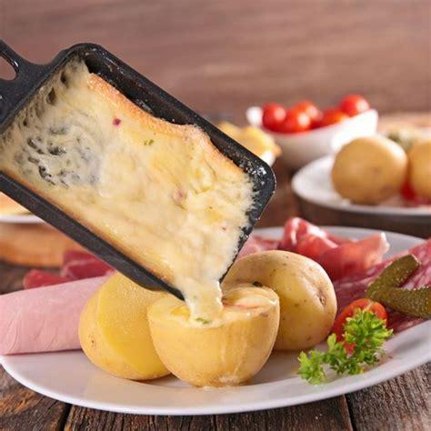 recette raclette savoyarde facile rapide