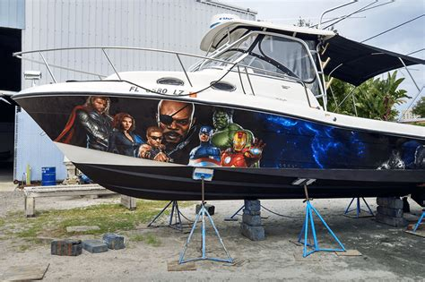 Boat And Car Wraps by Wrapped Up Boat Vehicle Wraps Daytona Florida