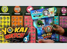 YoKai Watch SeriesSeason 2 – Yo Motion Watch, Medals