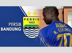 Ezechiel N Douassel Bertahan di Persib Bandung hingga 2020