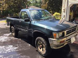 1994 Toyota Pickup 4x4 W  Cap For Sale