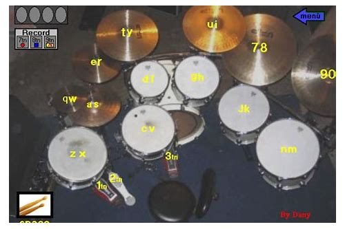 drum kit game free download for pc