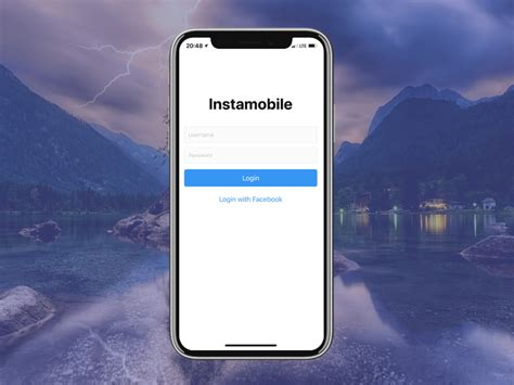 React Templates Login Screen App Template In React Free