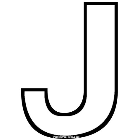 Alfabeto Para Imprimir Y Colorear Letras Muy Grandes