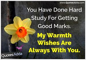 Exams Quotations for Best of Luck in English | QuotesAdda ...