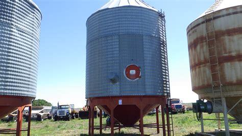 12 grain bin fan behlen grain bin 2200 bushels 16 39 diameter with flaman