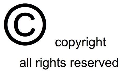Image result for rights reserved symbol