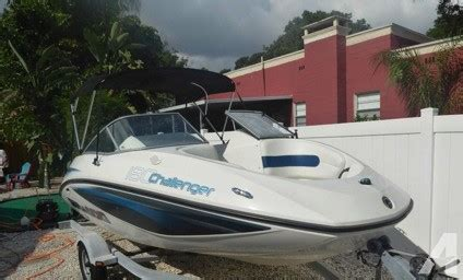 Sea Doo Boats For Sale In Jacksonville by 2007 Sea Doo Challenger 180 For Sale In Jacksonville
