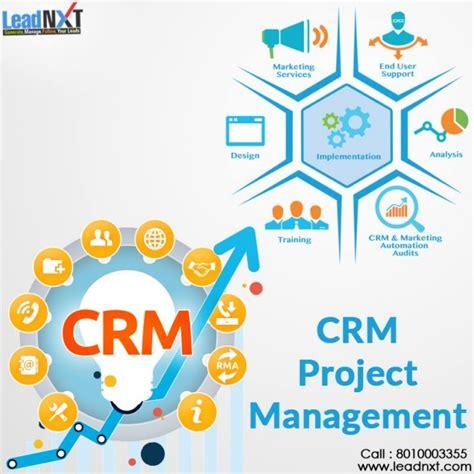 crm project management