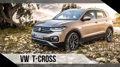 vw t cross kaufen volkswagen vw t cross 2019 test review fahrbericht motorwoche mowo