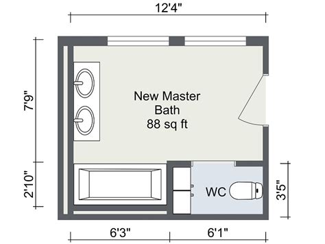 bathroom remodel roomsketcher