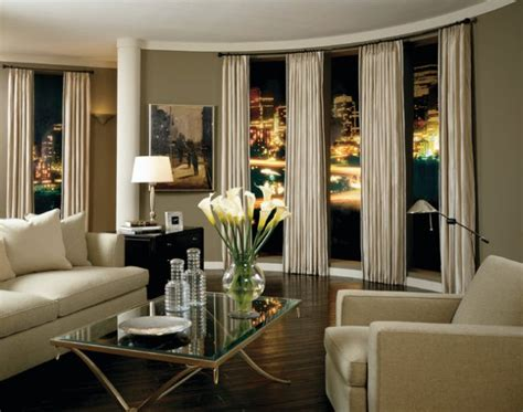 beautiful curtains designs  adorn  living room