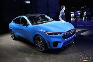 2021 Ford Mustang Mach-E gets world premiere | Muscle cars mustang, Ford mustang, Mustang coupe