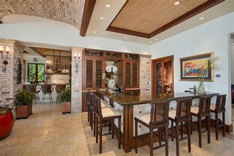 Tour A Mediterraneanstyle Waterfront Home In Coral Gables