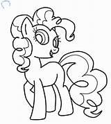Pie Pinkie Coloring Pony Ausmalbilder Printable Dibujos Malvorlagen Colorear Kolorowanki Gambar Poni Za Colorare Rainbow Dash Bojanje Dzieci Dla Kinder sketch template