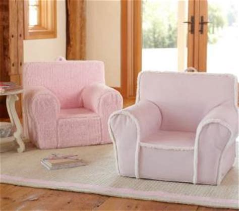 my anywhere chair slipcover only pottery barn pink sherpa my anywhere chair