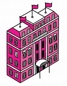 Hotel Building GIF by Jenni Sparks - Find & Share on GIPHY