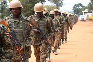 Ugandan army applauded for showing the world what Africans ...