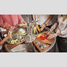 Mehr Platz Zum Spülen Eine Küche Für Vegetarier Und