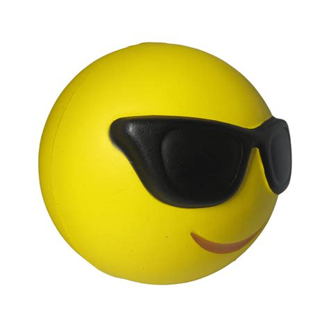 foto de Cool Emoji Stress Ball