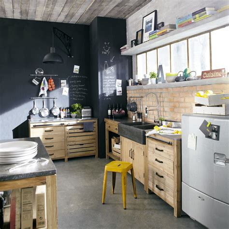 cuisine du monde meuble de cuisine maison du monde