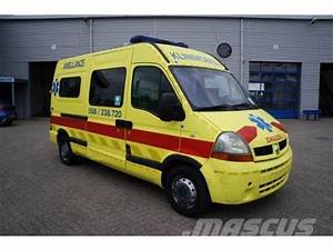 Renault Master Ambulance Manual 2004  Precio   90 552  A U00f1o