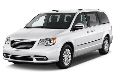 2016 Chrysler Town & Country Reviews And Rating  Motor Trend