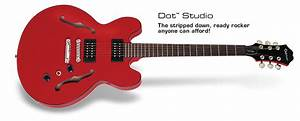 Epiphone Dot Studio