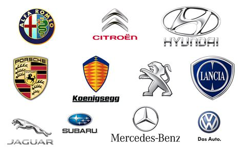 european car logos and names list commonly mispronounced car brand names and the right way