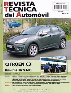 Manual De Taller Y Mecanica Citroen C3 Ii 1 4 Hdi 70 Desde