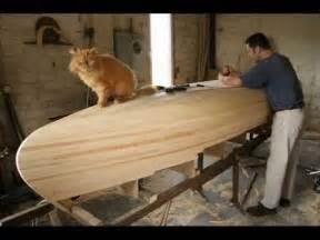 Wood Strip Canoe Building