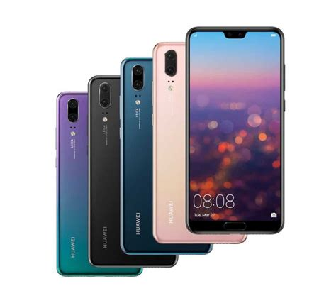 Huawei P20 Series May Launch in Canada