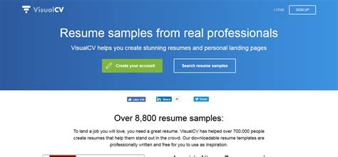 Best Resume Builder Websites by 10 Best Free Resume Builder Websites Best Themes