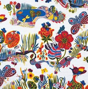 fabric  life josef franks joyous textile designs