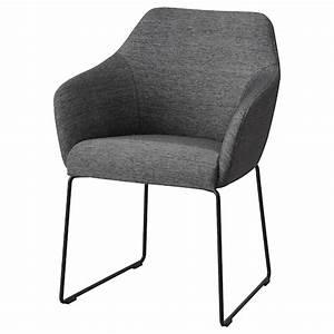 Ikea Stuhl Durchsichtig : tossberg stuhl metall schwarz grau ikea ~ A.2002-acura-tl-radio.info Haus und Dekorationen