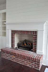 My, Husband, Loves, Our, Ugly, Brick, Fireplace