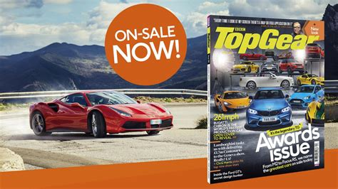 Top Gear Awards by New Top Gear Magazine Awards Special Out Now Top Gear