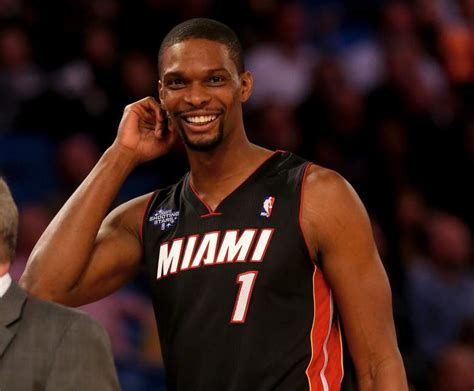 UNC, Lakers Great Says Miami Heat's Chris Bosh played ...