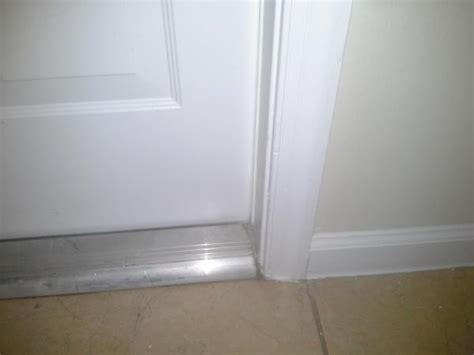 Which transition for front door declining threshold