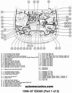 Lexus Sensores Y Componentes Mecanica Automotriz
