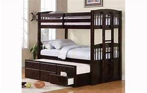 Bunk Bed with Trundle Bed - freyalados - YouTube