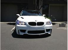 BMW 5 Series with 1M Bumper 2 5Seriesnet