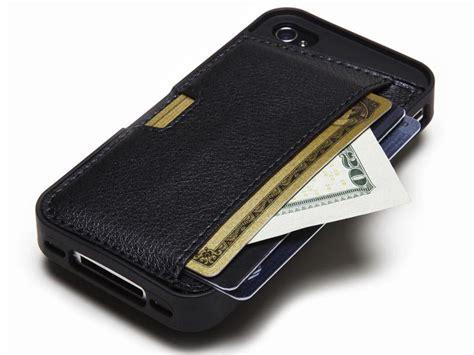 iphone 4 wallet gm4 q card iphone 4 gadgetsin