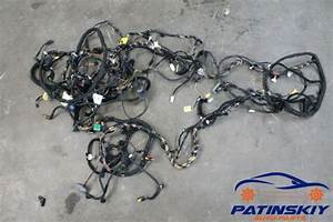 2012 Fiat 500 Lounge Main Body Full Wiring Harness Wire