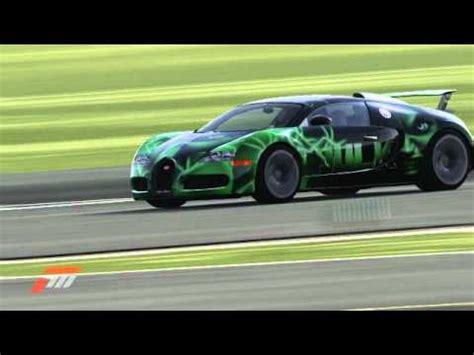 Bugatti Test Track by Forza 4 Bugatti Veyron 1 Mile Drag On The Top Gear Test